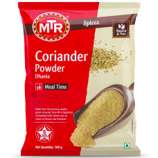 MTR CORIANDER POWDER 100G