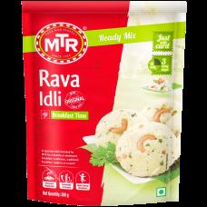 MTR INST RAVA IDLI MIX 200G