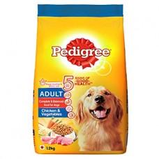PEDIGREE ADULT CHICKEN & VEG 1.2 KG