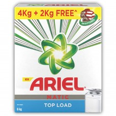 ARIEL MATIC TOP LOAD 4KG+2KG