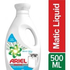 ARIEL MATIC LIQUID 500ML TL