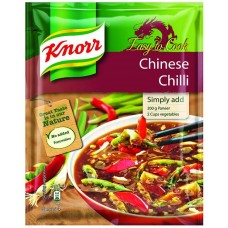 KNORR  CHINESE CHILLI SOUP