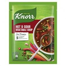 KNORR HOT-SOUR VEG SOUP 43G