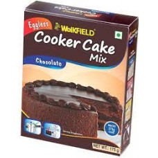WEIKFIELD CAKE MIX COOKER CHOCOLATE 175G