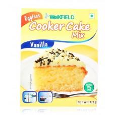 WEIKFIELD CAKE MIX COOKER VANILLA 175G