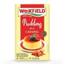 WEIKFIELD PUDDING MIX CARAMEL 65G