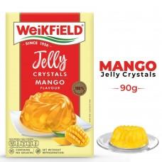 WEIKFIELD V.JELLY CRYSTAL MANGO 90G