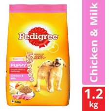 Pedigree Chicken&Milk (Puppy)