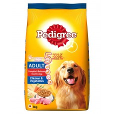 Pedigree Adult Chicken&Vegetables