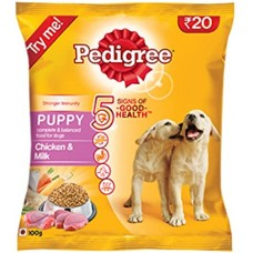 Pedigree Puppy Chicken&Milk