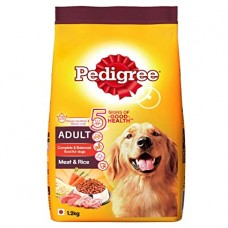 Pedigree Meat&Rice 1.2kg (Adult)