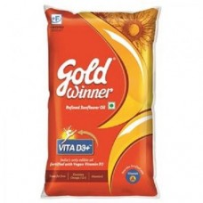 Gold Winner Sunflower Oil Pouch