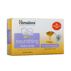HIMALAYANourishing Baby Soap - Honey & Milk