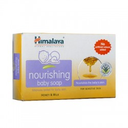 HIMALAYANourishing Baby Soap - Honey & Milk