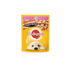 Pedigree Puppy Chicken Chunks In Gravy