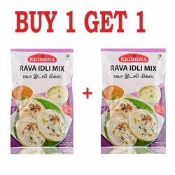 Krishna Rava Idli Mix (buy1 get1 free)