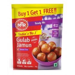 MTR Gulab Jamun Mix, 175g (Buy 1 & Get 1 Free)