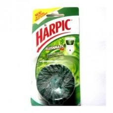 Harpic Flushmatic Pine Cistern Toilet Cleaner (Green)