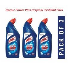 Harpic Power Plus Original 3x500ml Pack