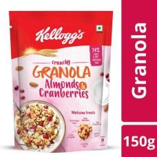 Kellogg S Crunchy Granola Almonds&Cranberries
