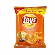 Lays Hot N Sweet Chilli