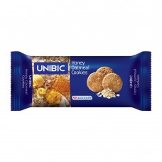 UNIBIC Honey Oatmeal 75G
