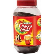 Tata Chakra Gold Tea Jar