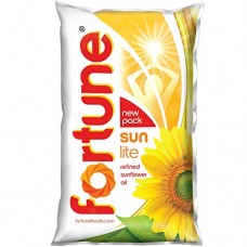 Fortune Sunflower Oil Pouch