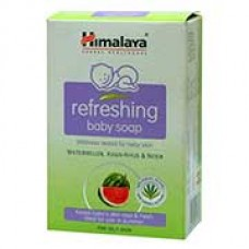 HIMALAYARefreshing Baby Soap - Watermelon, Khus-Khus &