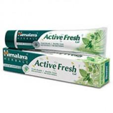 HIMALAYA Tooth Paste - Active Fresh Gel