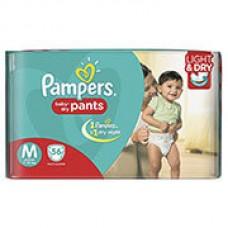 PAMPERSPants Medium 56 Pcs