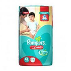 PAMPERSPants Xtra Large 7 Pcs