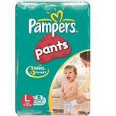 PAMPERSPants Large