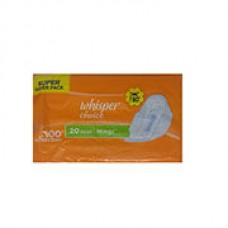 WHISPERChoice Wings - 20 Pads