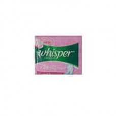 WHISPERUltra Soft 2x Softer Odour Control - 15 Pads