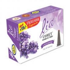 LIAComet - Agarbathi Cones (Lavender)