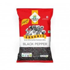 24 Mantra Organic Black Pepper 100G
