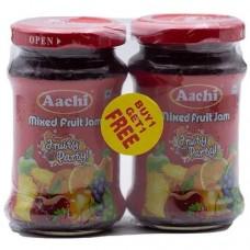 Aachi Mixed Fruity Jam