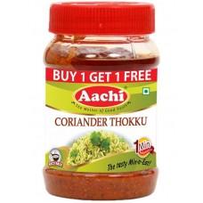 Aachi Corriander Thokku Rice paste