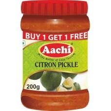 Aachi Citron Pickle