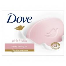 Dove Pink Rosa Beauty Bar, 100 g (Buy 4 Get 1 Free)