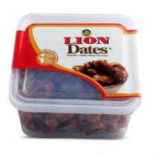 Lion dates seeded dates