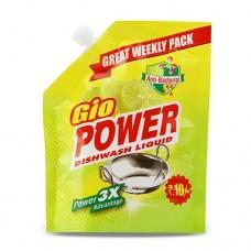 Gio power dishwash Liquide  750ml