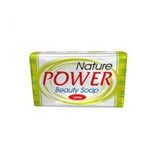 Nature Power Beauty Soap lime 125gm
