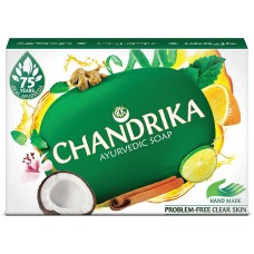 Chandrika Ayurvedic Soap