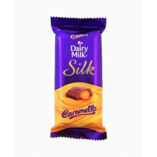 Cadbury Dairy Milk Silk Caramello