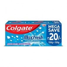 Colgate max fresh cooling crystals 150g