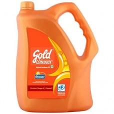 Gold winner oil 5kg jar