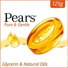 Pears Pure & Gentle Soap Bar 125 g