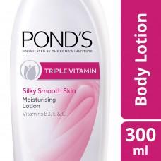 POND'S Triple Vitamin Moisturising Body Lotion 300 ml